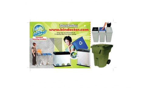 BIN DOCTOR BRAND of Retail Products