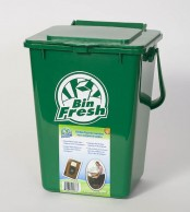 Kitchen Organics Container - Green