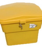 5 Bagger Outdoor Storage Bin