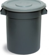 Huskie Receptacle- 32 Gallon