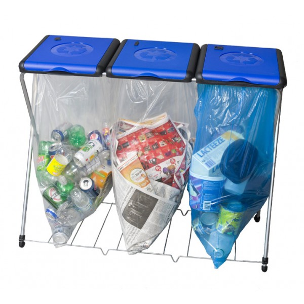 3 Stream Home Recycling Station