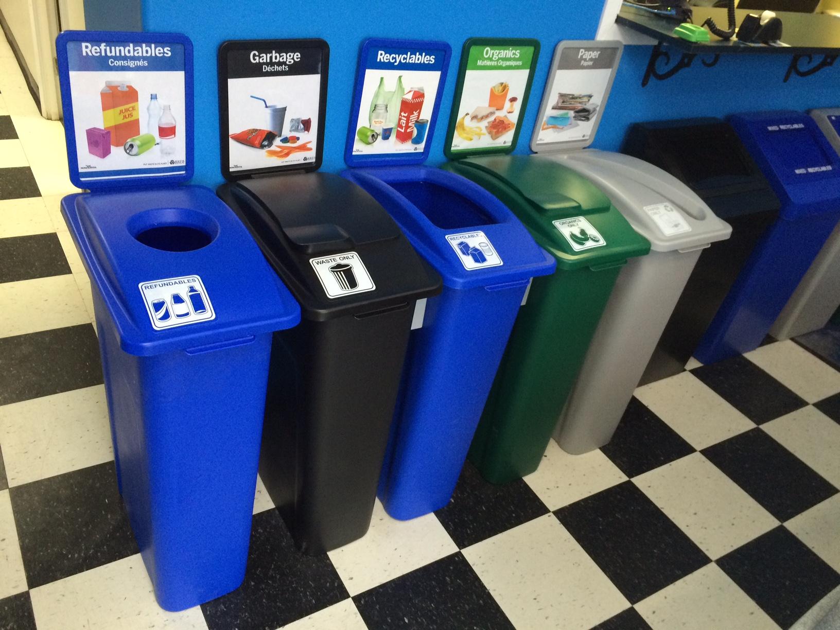 Waste Watcher Series Bin Doctor